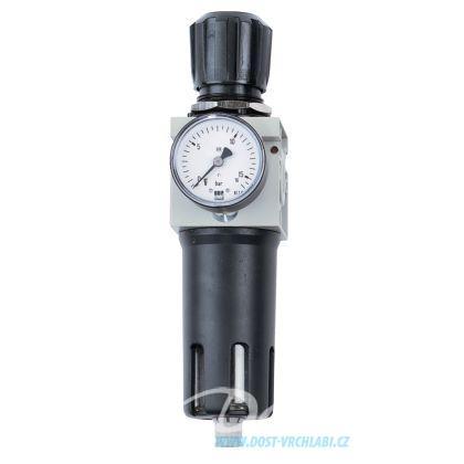 Regulátor Red.ventil s filtr. 1/4W